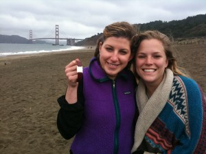 Found lost watch at Baker Beach in San Francisco