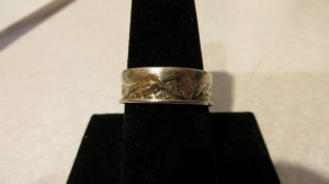 Ryan Law - Custom white gold ring