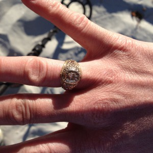 Lost Class Ring Found!