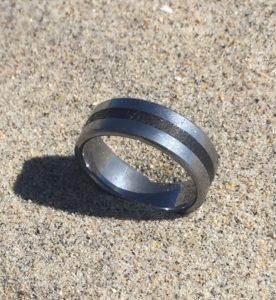 ring found in sand breakers beach coronado sandiego ca - Lost Wedding Ring