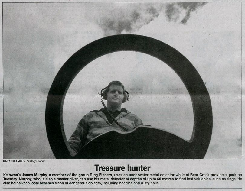 Treasure Hunter - The Daily Courier