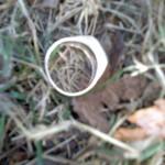 Tom Deuser 14k Diamond ring